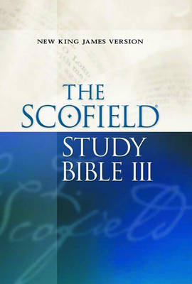 Schofield Study Bible with CDROM