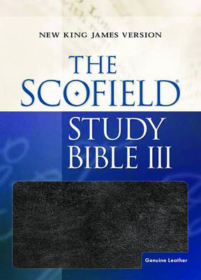 Scofield Study Bible III-NKJV (Leather / fine binding)