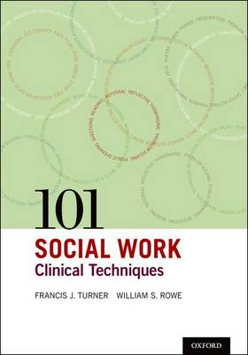 101 Social Work Clinical Techniques (Paperback)