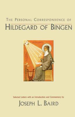 The Personal Correspondence of Hildegard of Bingen (Paperback)