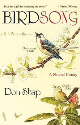 Birdsong: A Natural History (Paperback)
