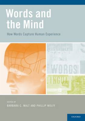 Words and the Mind: How words capture human experience (Hardback)