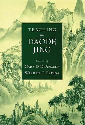 Teaching the Daode Jing - AAR Teaching Religious Studies (Hardback)