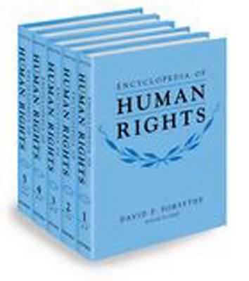 Encyclopedia of Human Rights (Hardback)