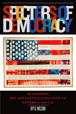 Specters of Democracy: Blackness and the Aesthetics of Nationalism in the Antebellum U.S (Paperback)