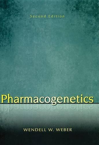 Pharmacogenetics (Hardback)