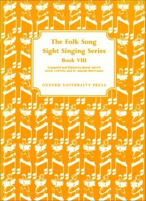 Folk Song Sight Singing Book 8 - Folk Song Sight Singing (Sheet music)