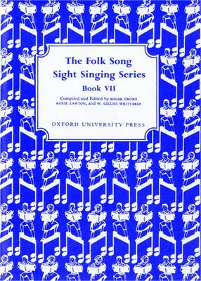 Folk Song Sight Singing Book 7 - Folk Song Sight Singing (Sheet music)