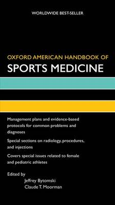 Oxford American Handbook of Sports Medicine - Oxford American Handbooks of Medicine