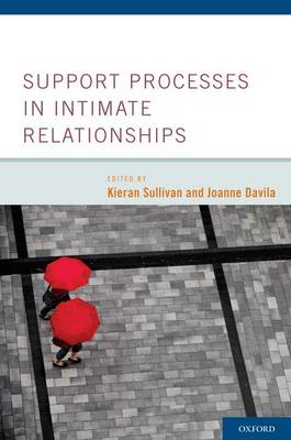 Support Processes in Intimate Relationships (Hardback)