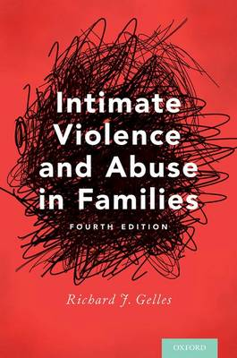 Intimate Violence and Abuse in Families (Paperback)