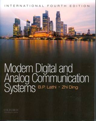 Modern Digital and Analog Communications Systems - OXF SER ELEC (Paperback)