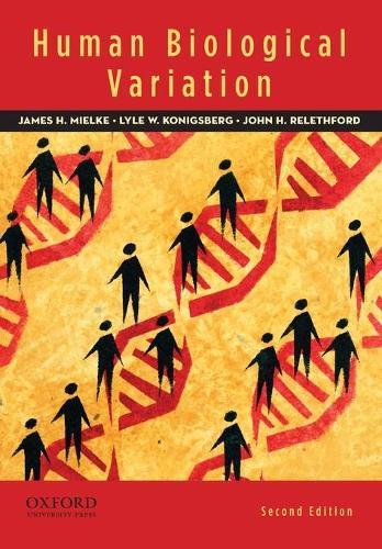 Human Biological Variation (Paperback)
