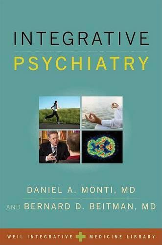 Integrative Psychiatry - Intergrative Medicine Library (Hardback)