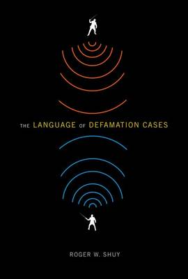 The Language of Defamation Cases (Hardback)