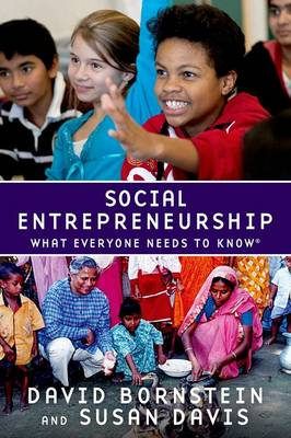 Social Entrepreneurship: What Everyone Needs to Know (R) - What Everyone Needs To Know (R) (Paperback)
