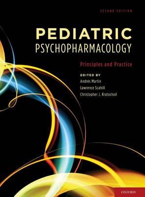 Pediatric Psychopharmacology (Hardback)