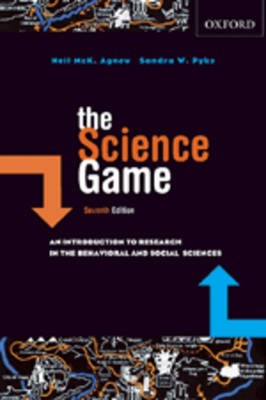 The Science Game: An Introduction to Research in the Social Sciences (Paperback)