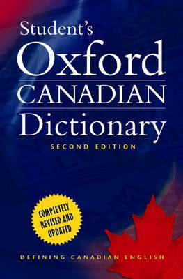 Student's Oxford Canadian Dictionary (Hardback)