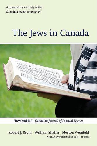 The Jews in Canada: The Jews in Canada - Wynford Books (Paperback)