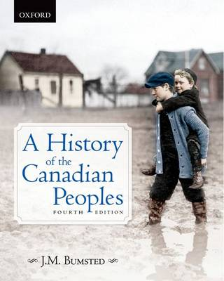 A History of the Canadian Peoples (Hardback)
