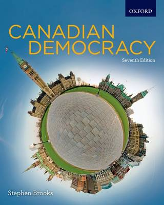 Canadian Democracy (Paperback)