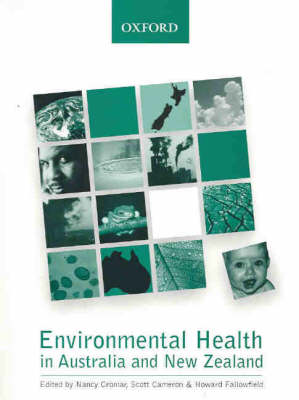 Environmental Health in Australia and New Zealand (Paperback)
