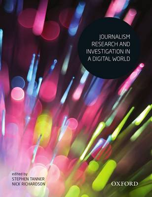 Journalism Research and Investigation in a Digital World (Paperback)