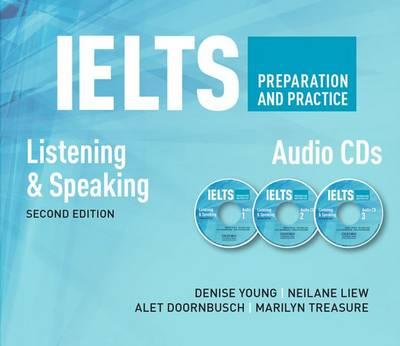 IELTS Preparation & Practice Speaking&listening Audio CD (CD-Audio)