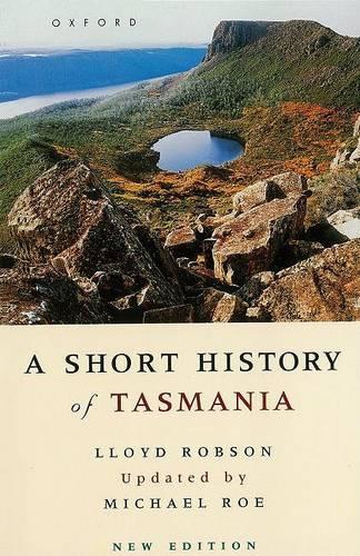 A Short History of Tasmania (Paperback)