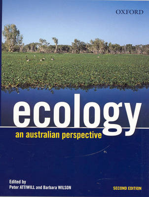 Ecology: An Australian Perspective (Paperback)