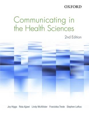 Communicating in the Health Sciences (Paperback)