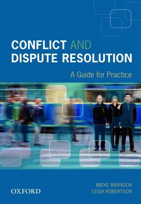 Conflict and Dispute Resolution: A Guide for Practice (Paperback)