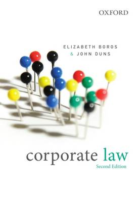 Corporate Law (Paperback)