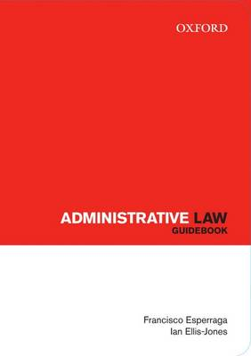 Administrative Law Guidebook - Law Guidebook Series (Paperback)