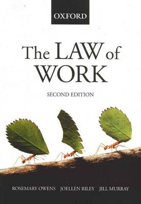 The Law of Work (Paperback)