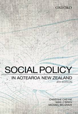 Social Policy in Aotearoa New Zealand: A Critical Introduction (Paperback)