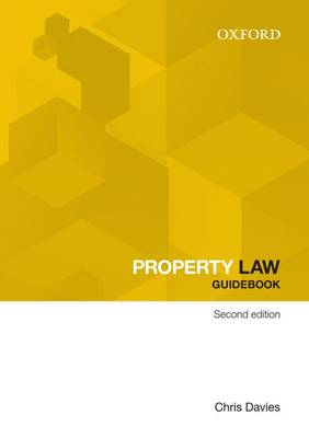 Property Law Guidebook (Paperback)