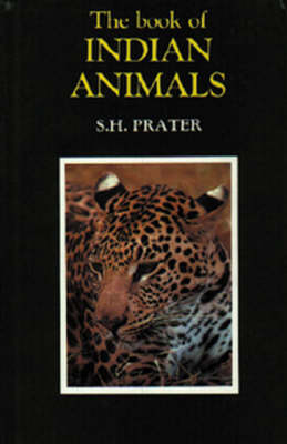 The Book of Indian Animals (Hardback)