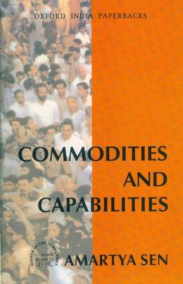 Commodities and Capabilities (Paperback)