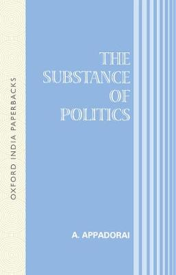 The Substance of Politics (Paperback)