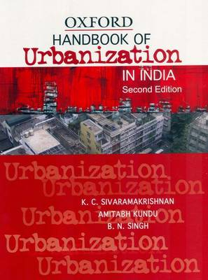 Handbook of Urbanization in India (Paperback)