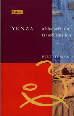 Yenza: A Blueprint for Transformation (Paperback)