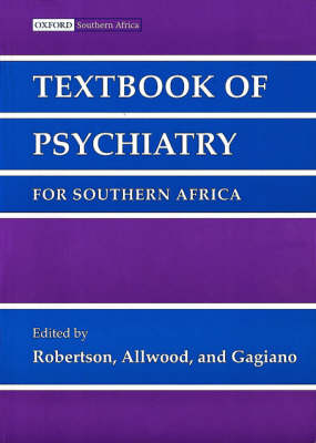 Textbook of Psychiatry for Southern Africa (Paperback)