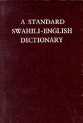 Standard Swahili-English Dictionary (Paperback)