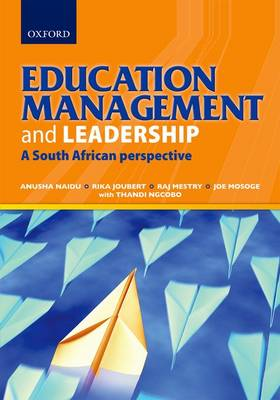 Education Management & Leadership: A South African Perspective (Paperback)
