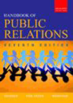Handbook of Public Relations (Paperback)