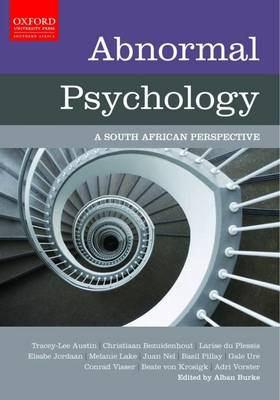 Abnormal Psychology: A South African Perspective (Paperback)