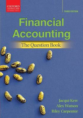 Financial Accounting: The Question Book (Paperback)