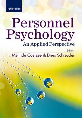 Personnel Psychology: An Applied Perspective (Paperback)